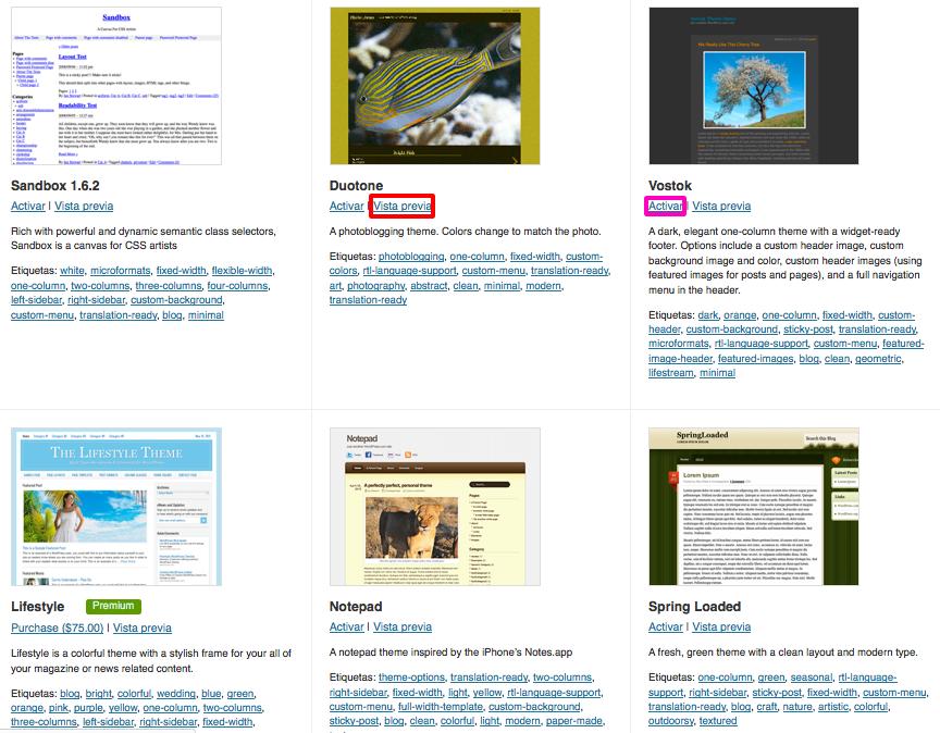Cómo crear tu primer blog - Introducción a WordPress